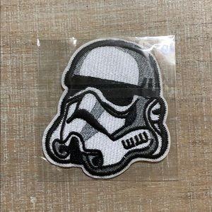 Storm trooper patch